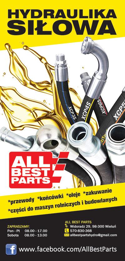 All Best Parts - baner