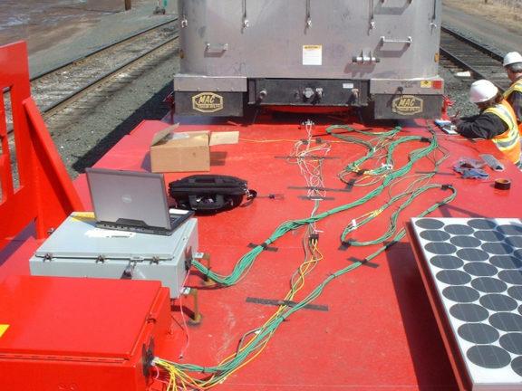 Wykorzystanie tensometrów w diagnostyce konstrukcji wagonów